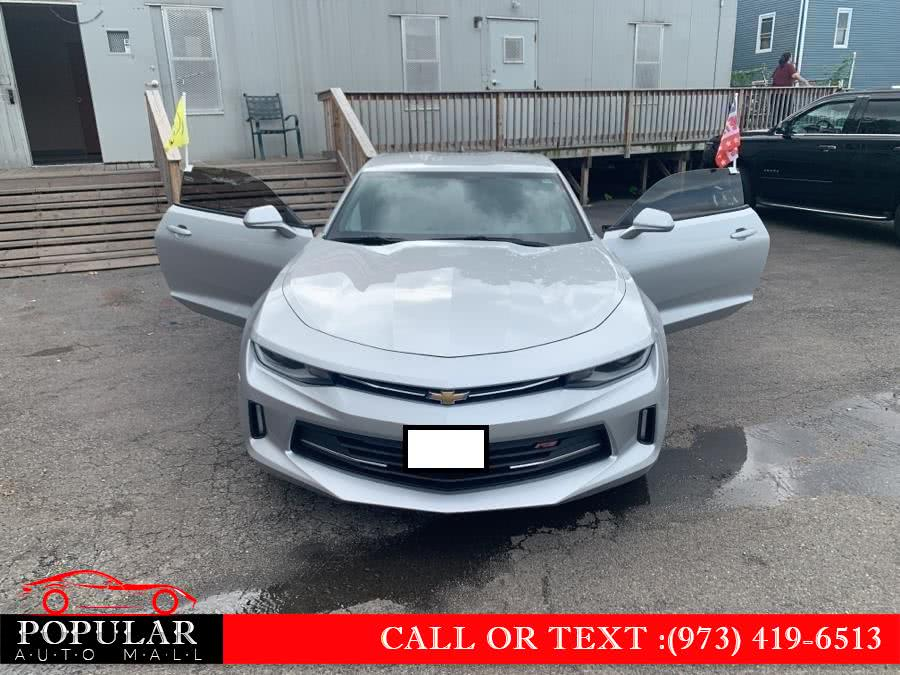 Used Chevrolet Camaro 2dr Cpe 1LT 2017 | Popular Auto Mall Inc . Newark , New Jersey