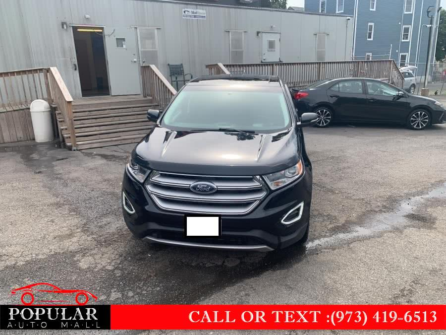 Used 2018 Ford Edge in Newark , New Jersey | Popular Auto Mall Inc . Newark , New Jersey