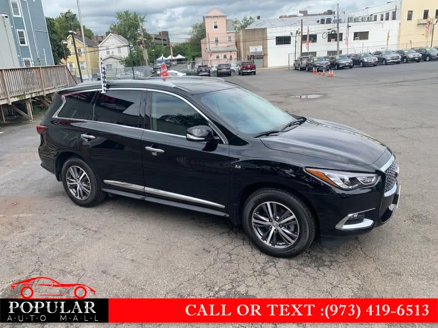 Used 2017 INFINITI QX60 in Newark , New Jersey | Popular Auto Mall Inc . Newark , New Jersey