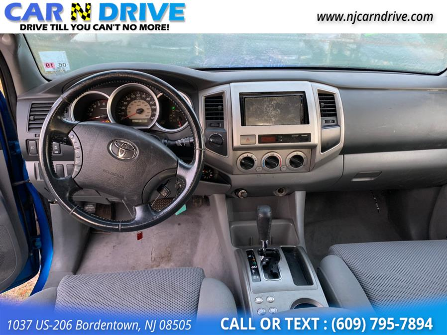Used Toyota Tacoma Double Cab V6 Automatic 4WD 2005 | Car N Drive. Bordentown, New Jersey