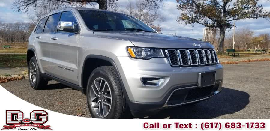 2019 Jeep Grand Cherokee Limited 4x4, available for sale in Allston,, MA