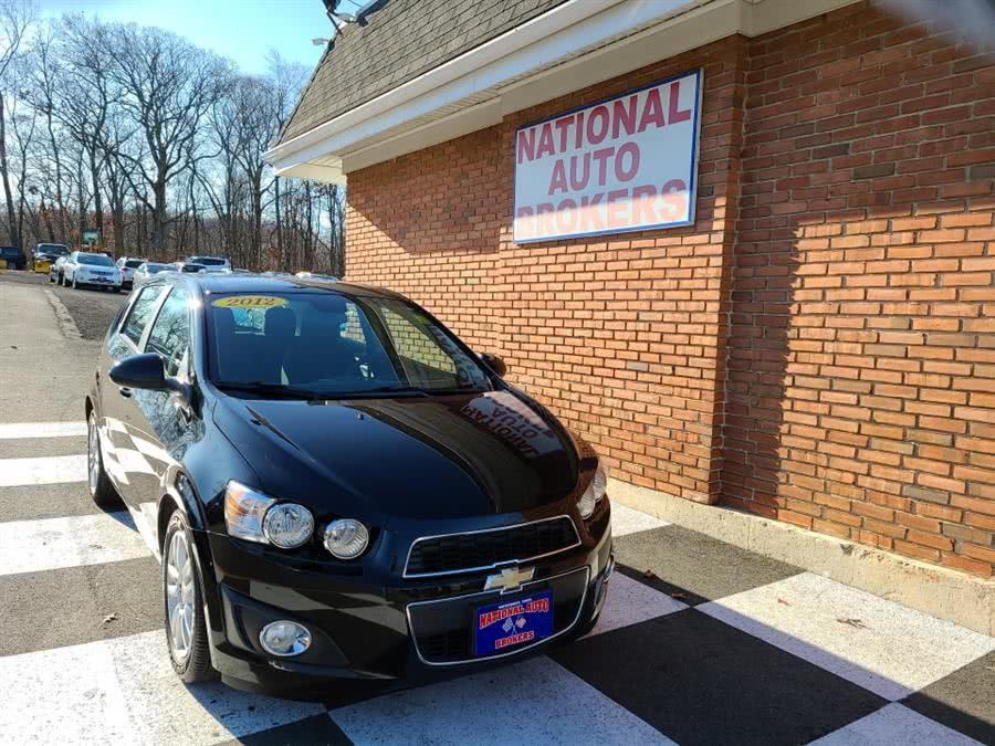 Used Chevrolet Sonic 5dr HB 2LT 2012 | National Auto Brokers, Inc.. Waterbury, Connecticut