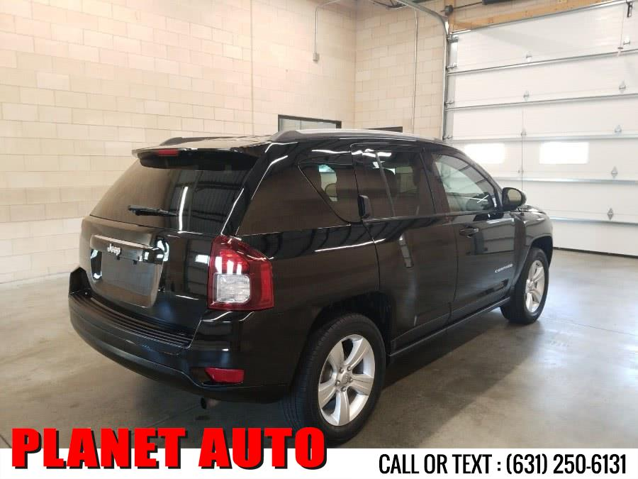 Used Jeep Compass 4WD 4dr Latitude 2015 | Planet Auto Group. Huntington Station, New York