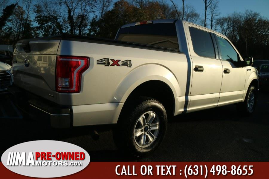 "Used Ford F-150 4WD SuperCrew 145"" XLT 2015 