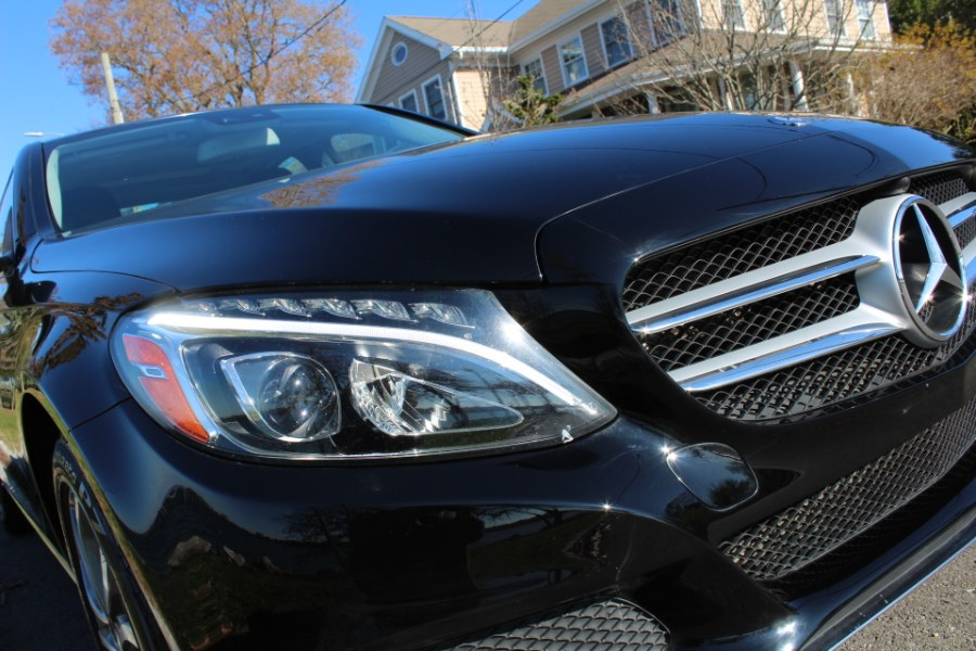 2017 Mercedes-Benz C-Class C 300 4MATIC Sedan with Sport Pkg, available for sale in Great Neck, NY