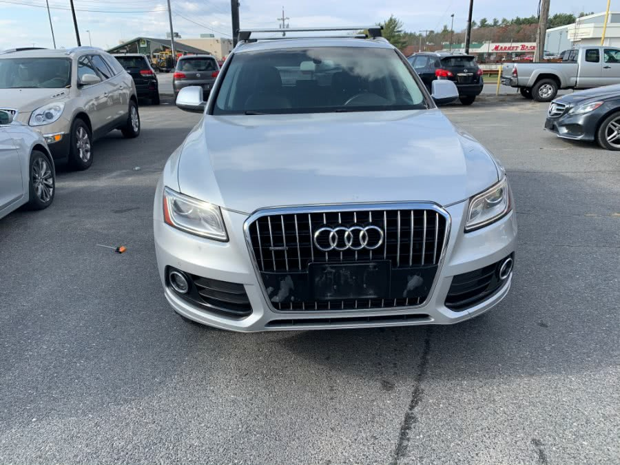 Used Audi Q5 quattro 4dr 2.0T Premium Plus 2014 | J & A Auto Center. Raynham, Massachusetts