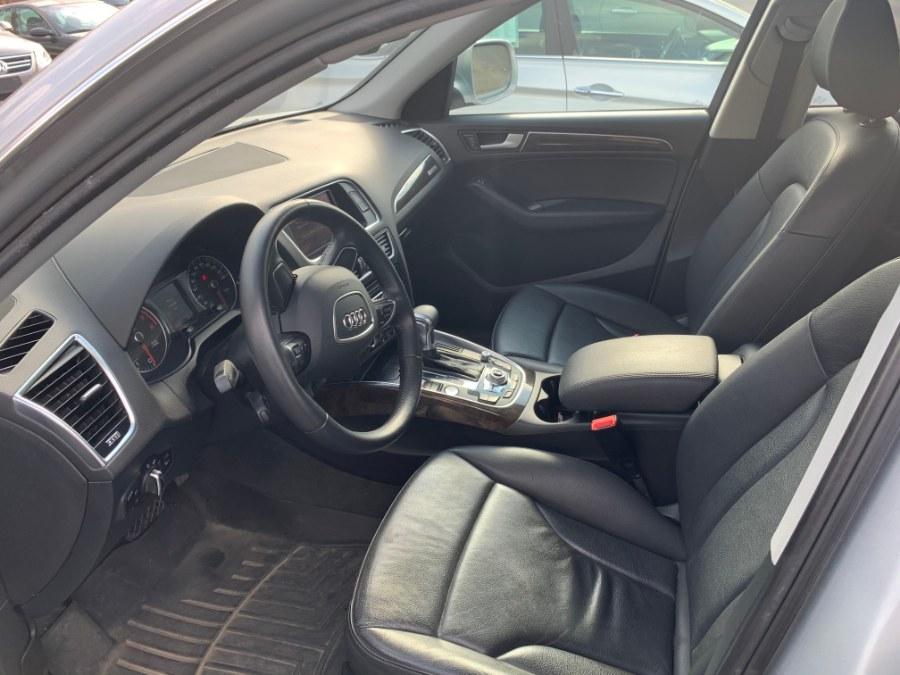 Used Audi Q5 quattro 4dr 2.0T Premium Plus 2014   J & A Auto Center. Raynham, Massachusetts
