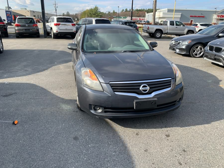 Used Nissan Altima 4dr Sdn I4 CVT 2.5 SL 2009 | J & A Auto Center. Raynham, Massachusetts