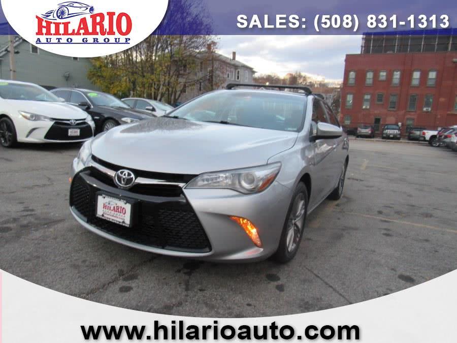 Used Toyota Camry SE 2015 | Hilario's Auto Sales Inc.. Worcester, Massachusetts