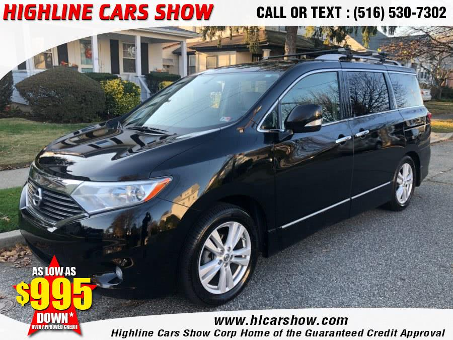 Used 2013 Nissan Quest in West Hempstead, New York | Highline Cars Show Corp. West Hempstead, New York