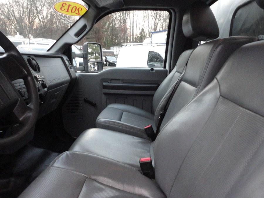 """Used Ford Super Duty F-450 DRW 2WD Reg Cab 141"""" WB 60"""" CA XLT 2013   International Motorcars llc. Berlin, Connecticut"""
