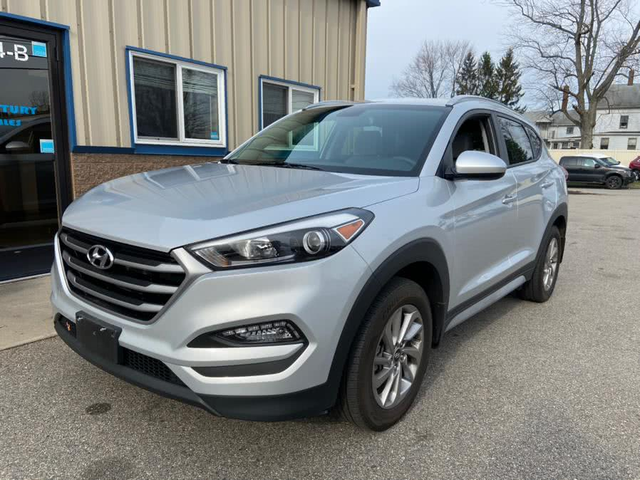 Used Hyundai Tucson SE AWD 2017 | Century Auto And Truck. East Windsor, Connecticut