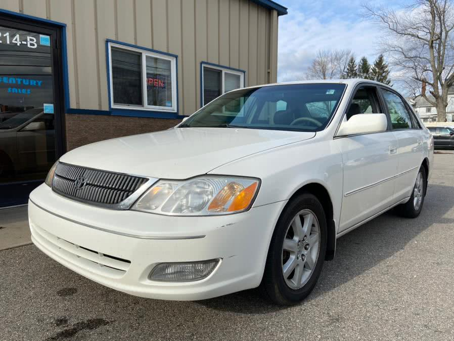 Used 2001 Toyota Avalon in East Windsor, Connecticut | Century Auto And Truck. East Windsor, Connecticut