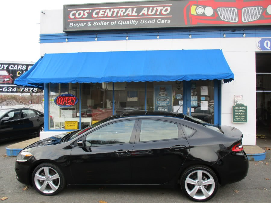 Used Dodge Dart 4dr Sdn GT 2013 | Cos Central Auto. Meriden, Connecticut
