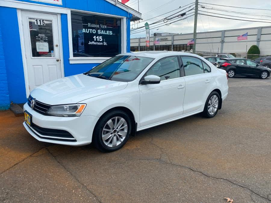 2016 Volkswagen Jetta Sedan 4dr Auto 1.4T SE, available for sale in Stamford, CT