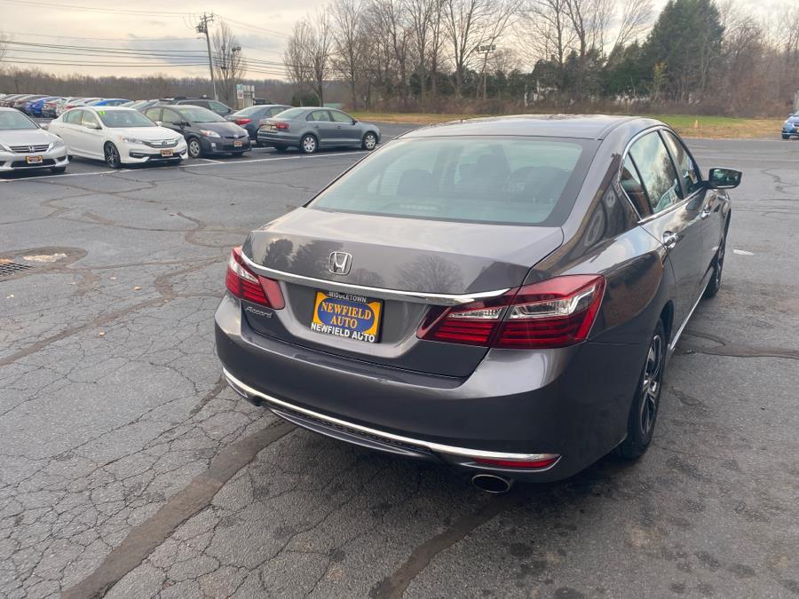 Used Honda Accord Sedan LX CVT 2017 | Newfield Auto Sales. Middletown, Connecticut