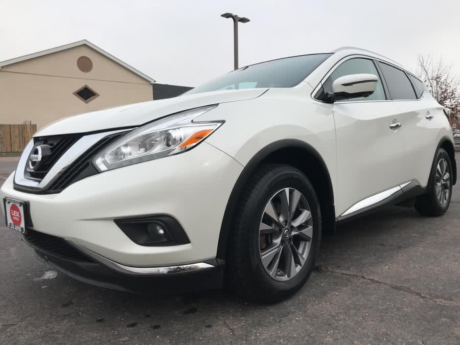 Used 2016 Nissan Murano in Hartford, Connecticut | Lex Autos LLC. Hartford, Connecticut