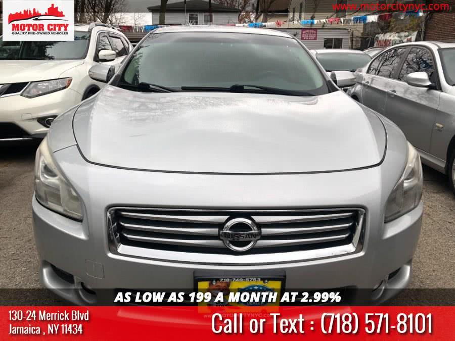 Used 2013 Nissan Maxima in Jamaica, New York | Motor City. Jamaica, New York
