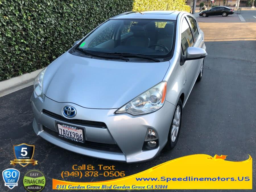 Used 2013 Toyota Prius c in Garden Grove, California | Speedline Motors. Garden Grove, California