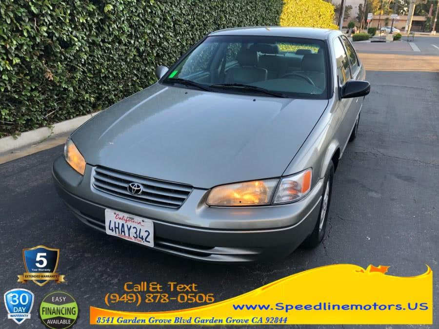 Used Toyota Camry 4dr Sdn LE Auto 1999 | Speedline Motors. Garden Grove, California