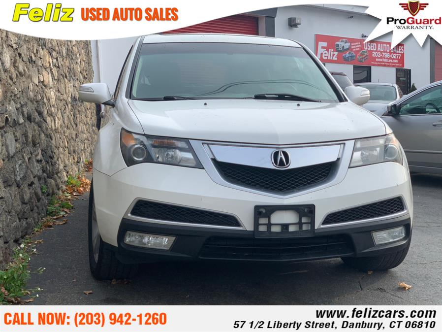 Used Acura MDX AWD 4dr 2011 | Feliz Used Auto Sales. Danbury, Connecticut