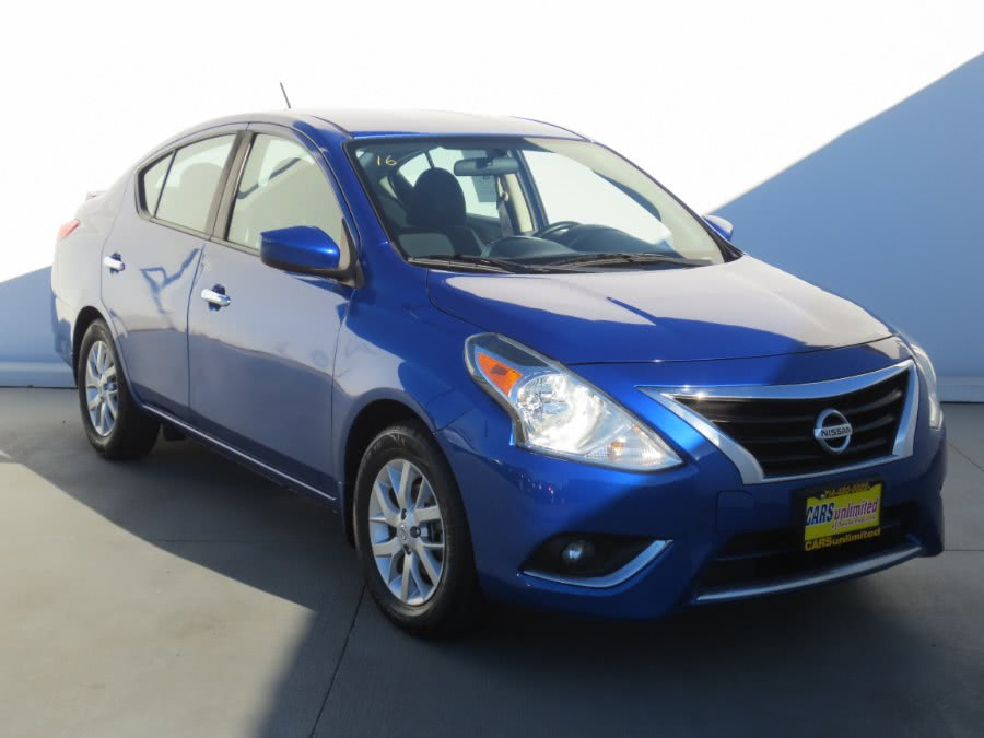 Used 2017 Nissan Versa Sedan in Santa Ana, California | Auto Max Of Santa Ana. Santa Ana, California