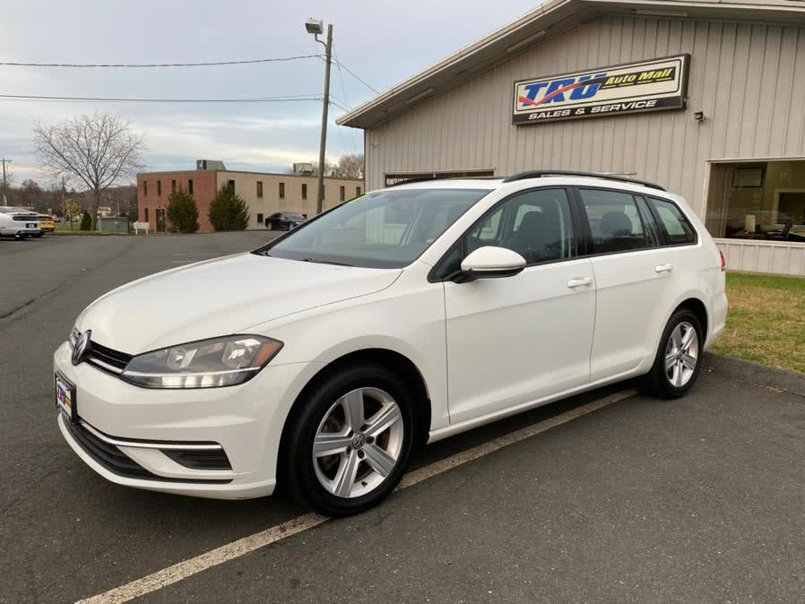 Used 2018 Volkswagen Golf SportWagen in Berlin, Connecticut | Tru Auto Mall. Berlin, Connecticut