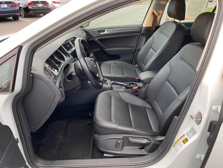 Used Volkswagen Golf SportWagen 1.8T SE Auto 2018 | Tru Auto Mall. Berlin, Connecticut