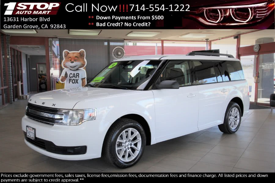 Used 2014 Ford Flex in Garden Grove, California | 1 Stop Auto Mart Inc.. Garden Grove, California