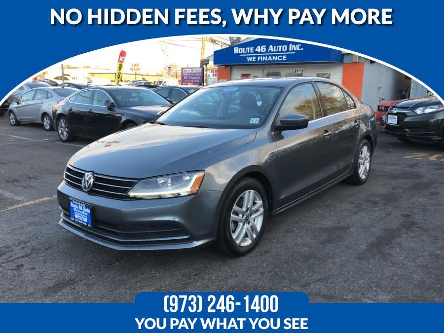 Used 2017 Volkswagen Jetta in Lodi, New Jersey | Route 46 Auto Sales Inc. Lodi, New Jersey
