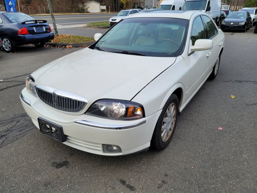 Used 2005 Lincoln LS in Bristol, Connecticut | Dealmax Motors LLC. Bristol, Connecticut