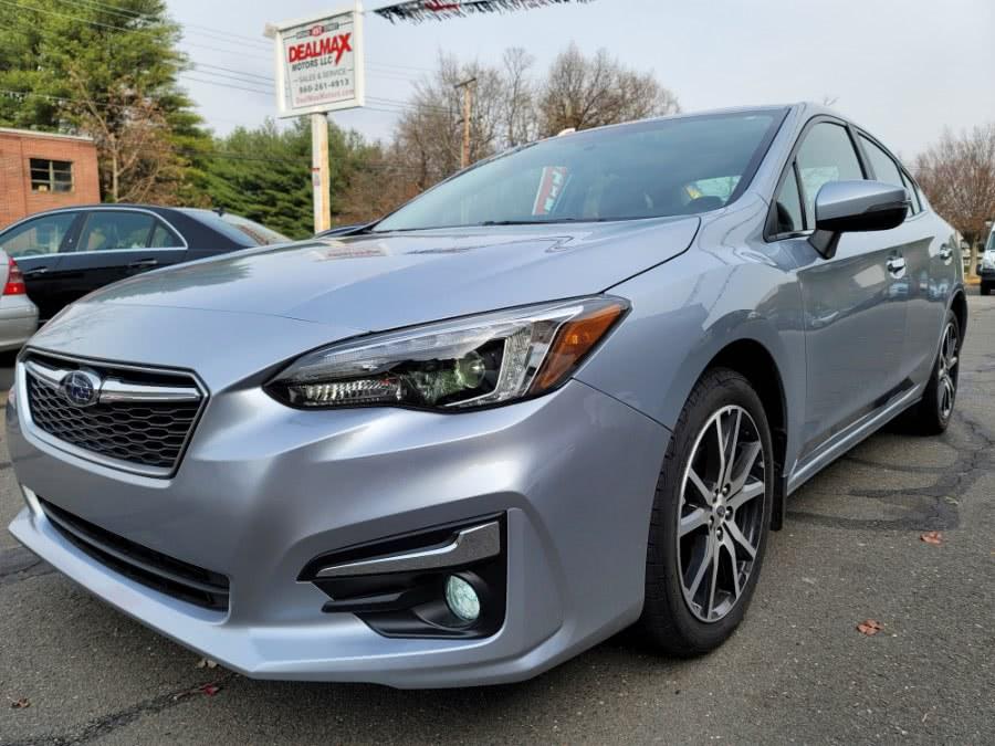Used Subaru Impreza 2.0i Limited 4-door CVT 2018 | Dealmax Motors LLC. Bristol, Connecticut