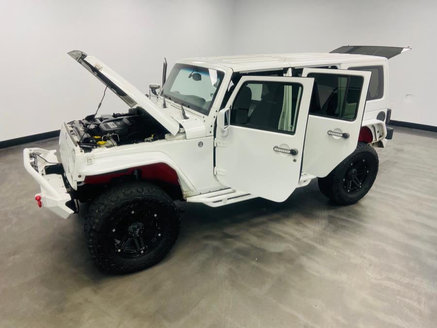 Used Jeep Wrangler Unlimited 4WD 4dr Sahara 2013 | East Coast Auto Group. Linden, New Jersey