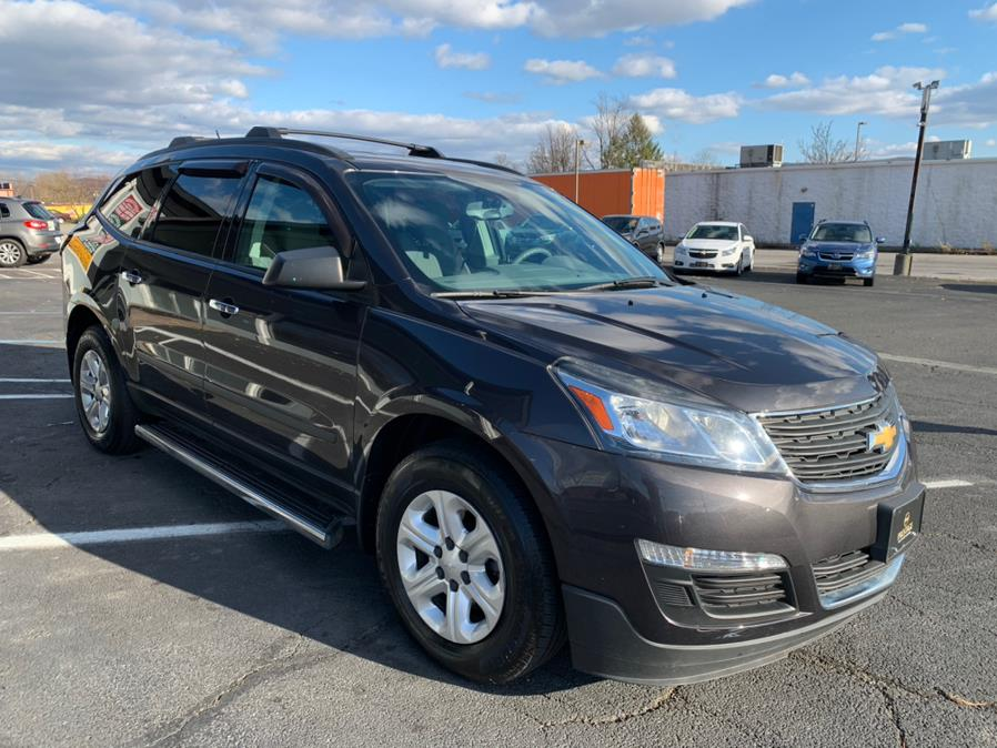 Used Chevrolet Traverse AWD 4dr LS 2016 | Prestige Pre-Owned Motors Inc. New Windsor, New York