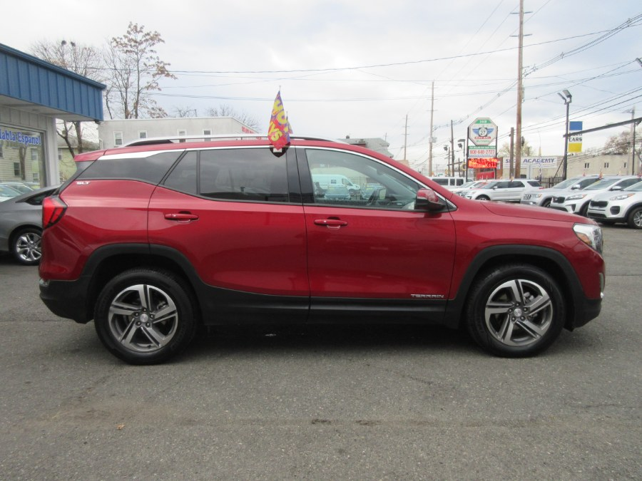 Used GMC Terrain AWD 4dr SLT 2019   Route 27 Auto Mall. Linden, New Jersey