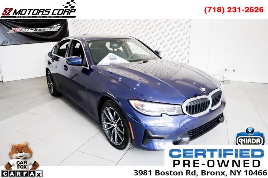 Used 2020 BMW 3 Series in Woodside, New York | 52Motors Corp. Woodside, New York