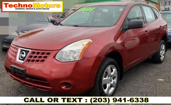 Used 2009 Nissan Rogue in Danbury , Connecticut | Techno Motors . Danbury , Connecticut