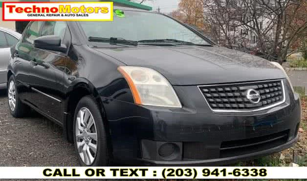 Used 2007 Nissan Sentra in Danbury , Connecticut | Techno Motors . Danbury , Connecticut