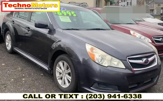 Used 2011 Subaru Legacy in Danbury , Connecticut | Techno Motors . Danbury , Connecticut
