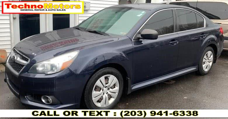 Used 2013 Subaru Legacy in Danbury , Connecticut | Techno Motors . Danbury , Connecticut
