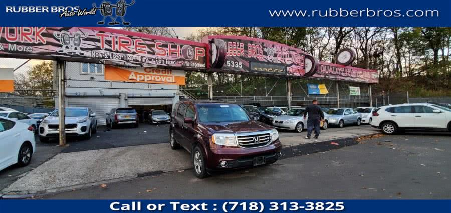 Used 2013 Honda Pilot in Brooklyn, New York | Rubber Bros Auto World. Brooklyn, New York