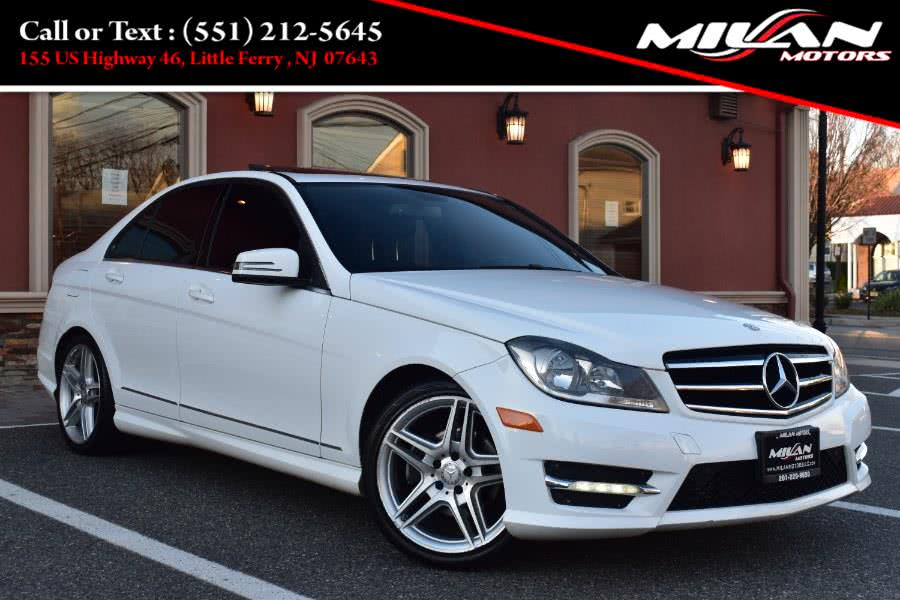 Used Mercedes-Benz C-Class 4dr Sdn C 250 Sport RWD 2014 | Milan Motors. Little Ferry , New Jersey