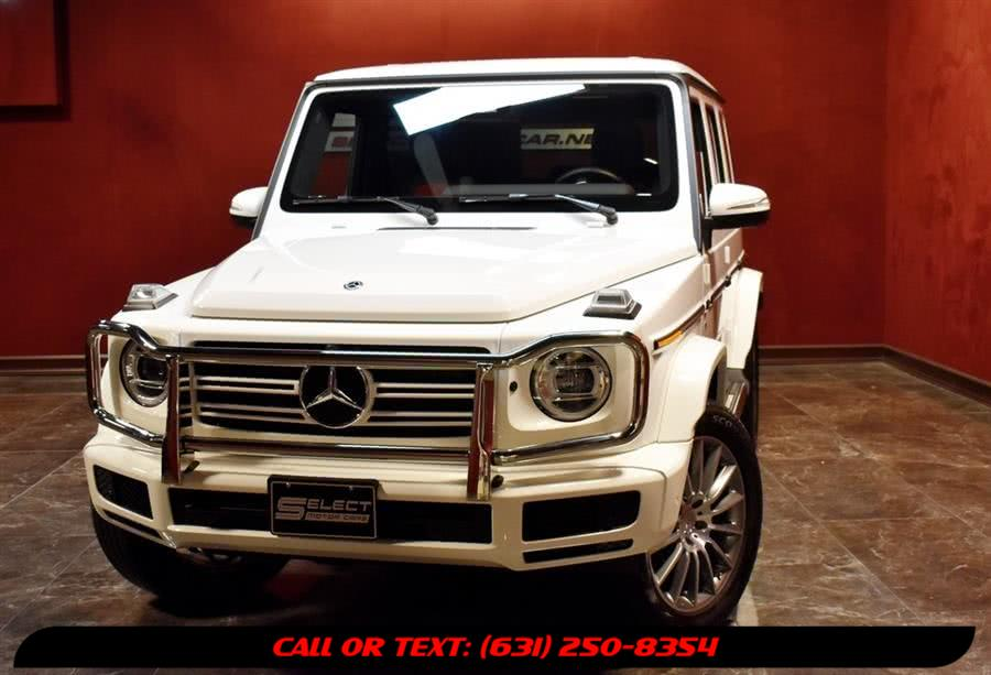 Used 2019 Mercedes-benz G-class in Deer Park, New York | Select Motor Cars. Deer Park, New York