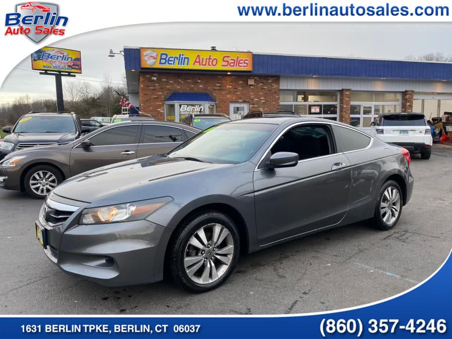 Used Honda Accord 2dr  cpe 2012 | Berlin Auto Sales LLC. Berlin, Connecticut