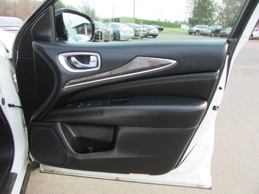 Used Infiniti JX35 AWD 4dr 2013 | United Auto Sales of E Windsor, Inc. East Windsor, Connecticut