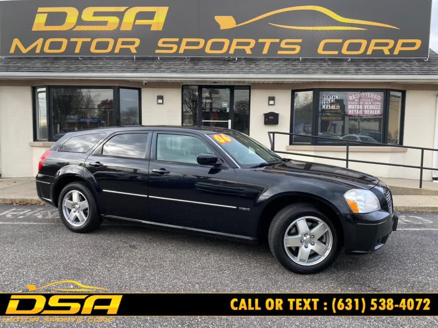 Used 2006 Dodge Magnum in Commack, New York   DSA Motor Sports Corp. Commack, New York