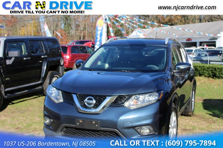 Used Nissan Rogue SV AWD 2015 | Car N Drive. Bordentown, New Jersey