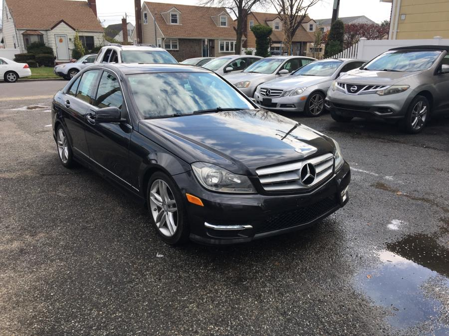 Used Mercedes-Benz C-Class 4dr Sdn C300 Sport 4MATIC 2012 | Diamond Cars R Us Inc. Franklin Square, New York