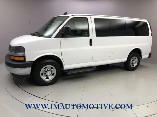 Used Chevrolet Express Passenger RWD 2500 135 LS 2019 | J&M Automotive Sls&Svc LLC. Naugatuck, Connecticut
