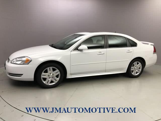 Used Chevrolet Impala 4dr Sdn LT 2013 | J&M Automotive Sls&Svc LLC. Naugatuck, Connecticut